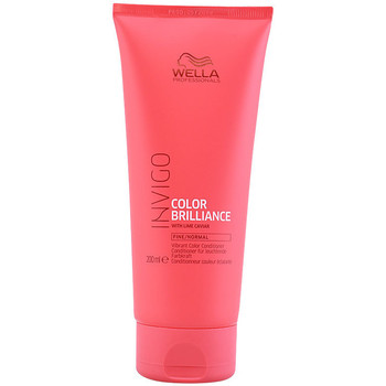 Beauty Spülung Wella Invigo Color Brilliance Conditioner Fine Hair  200 ml