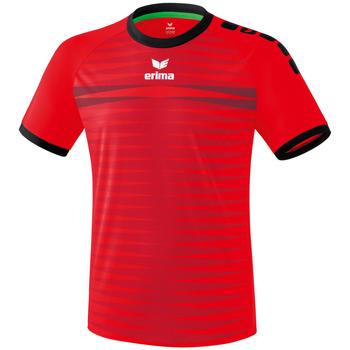 Kleidung Herren T-Shirts Erima Maillot  Ferrara 2.0 rouge/noir