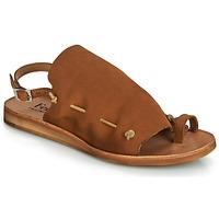 Schuhe Damen Sandalen / Sandaletten Felmini COGNACEJE Cognac