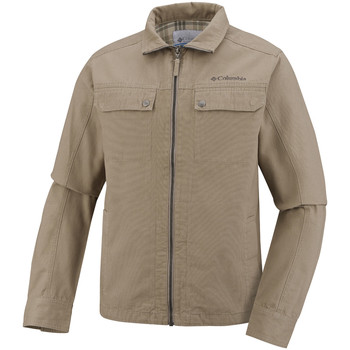 Kleidung Herren Trainingsjacken Columbia Tough Country Jacket Beige