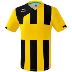 Kleidung Jungen T-Shirts Erima Maillot enfant  Siena 3.0 jaune/noir