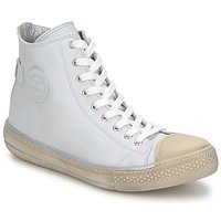 Schuhe Kinder Sneaker High Hip LOUGO Creme