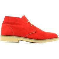 Schuhe Damen Boots Grace Shoes 1000 Ankle Frauen Red Red