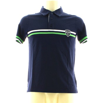 Kleidung Herren Polohemden Key Up 20S88 Polo Man Blue