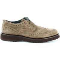 Schuhe Herren Derby-Schuhe Keys 3456 Shoes with laces Man Taupe
