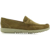 Schuhe Herren Slipper Keys 3736 Mocassins Man Turtledove