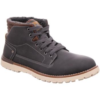 Schuhe Herren Boots Montega 1005747 grau