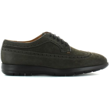 Schuhe Herren Derby-Schuhe Marco Ferretti 110577 2140 Lace-up heels Man Anthrazit Anthrazit