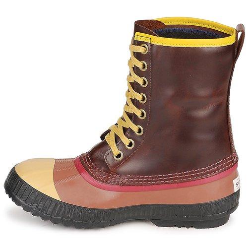 Sorel MENS SENTRY ORIGINAL Braun  Schuhe Schneestiefel Herren 175,96