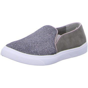 Schuhe Damen Slip on Pep Step Slipper bis25mm-Sp.Bod.Abs 1000246 grau