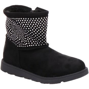 Schuhe Mädchen Schneestiefel Supremo Winterstiefel black 3760217-00001 black schwarz