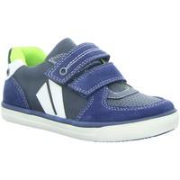 Schuhe Jungen Sneaker Low Indigo Klettschuhe 441242065,NAVY 441242000/065 blau