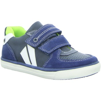 Schuhe Jungen Sneaker Low Indigo Klettschuhe 441242065,NAVY 441242065 blau