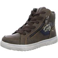 Schuhe Jungen Sneaker High Indigo High 451044065,DK. BROWN 451044065 braun