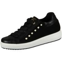 Schuhe Damen Sneaker Low Imac 2153900 schwarz