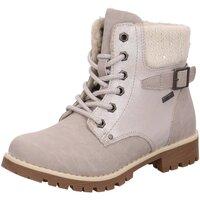 Schuhe Mädchen Boots Supremo Schnuerstiefel 5861308,ice 5861308 00169 weiß