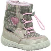 Schuhe Mädchen Schneestiefel Supremo Maedchen 5831003,gold-rose 5831003 01414 rosa