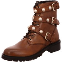 Schuhe Damen Boots Spm Shoes & Boots Stiefeletten Pearlster Ankle Boot 21978977-01-02002-13013 braun