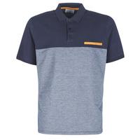 Kleidung Herren Polohemden Casual Attitude JACOBI Marine / Grau