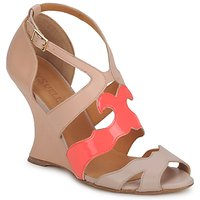 Schuhe Damen Sandalen / Sandaletten MySuelly PAULINE Maulwurf / Grenadine