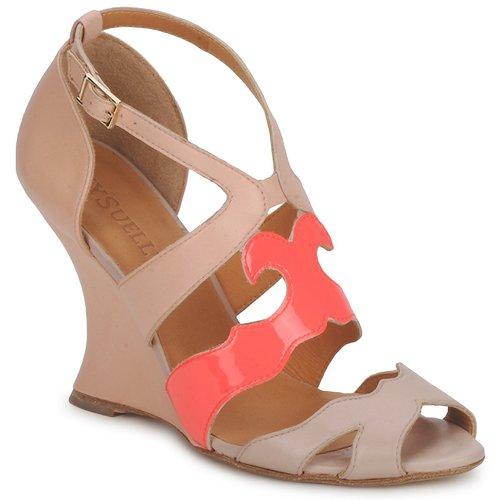 MySuelly / PAULINE Maulwurf / Grenadine  Schuhe Sandalen / MySuelly Sandaletten Damen 279,20 d0d3ae