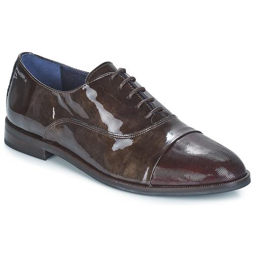 Schuhe Damen Derby-Schuhe Dorking RAQUEL Braun