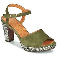 Schuhe Damen Sandalen / Sandaletten Chie Mihara ERICK Grün