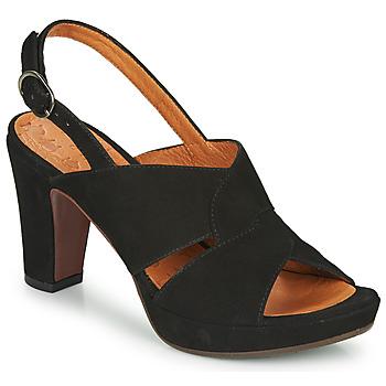 Schuhe Damen Sandalen / Sandaletten Chie Mihara ESKOL Schwarz