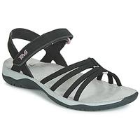 Schuhe Damen Sandalen / Sandaletten Teva ELZADA SANDAL WEB Schwarz