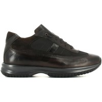 Schuhe Herren Derby-Schuhe Rogers 2256 Shoes with laces Man Black