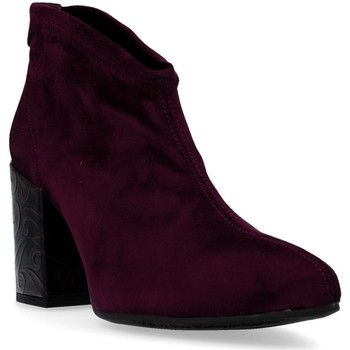 Schuhe Damen Low Boots Pedro Miralles 24822 Botines de Mujer rot