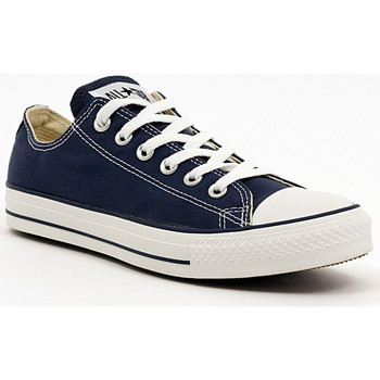 Schuhe Sneaker Low Converse ALL STAR OX NAVY Multicolore