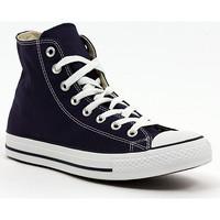 Schuhe Sneaker High Converse ALL STAR HI NAVY Multicolore