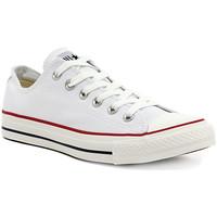 Schuhe Damen Sneaker Low Converse ALL STAR OX  OPTICAL WHITE Multicolore
