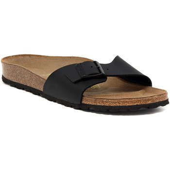 Schuhe Damen Pantoffel Birkenstock MADRID  SCHWARZ     72,8