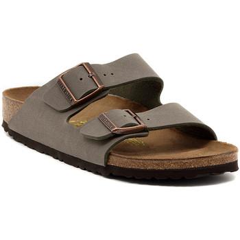 Schuhe Pantoffel Birkenstock ARIZONA  STONE     90,9