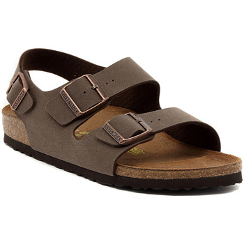 Schuhe Sandalen / Sandaletten Birkenstock MILANO MOCCA Marrone