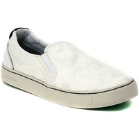 Schuhe Damen Slip on Satorisan SOUMEI VIPER WHITE Multicolore