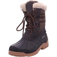 Schuhe Damen Schneestiefel Bold - 99231 braun