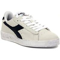 Schuhe Sneaker Low Diadora GAME LOW  WAXED BLU     99,0