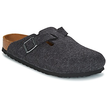 Pantoletten / Clogs Birkenstock BOSTON Grau 350x350