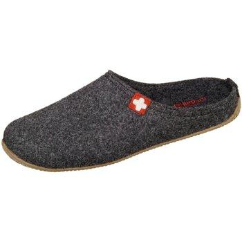 Schuhe Herren Hausschuhe Kitzbuehel 2486-600 grau
