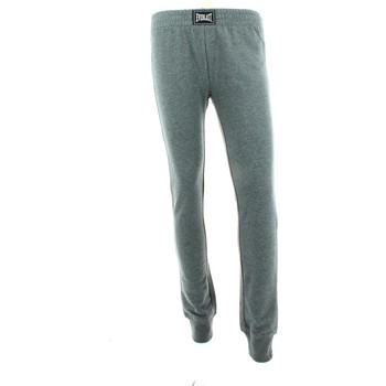 Kleidung Damen Jogginghosen Everlast 17W407F15 Trousers Frauen Grey