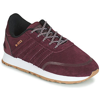 Schuhe Kinder Sneaker Low adidas Originals N-5923 C Bordeaux
