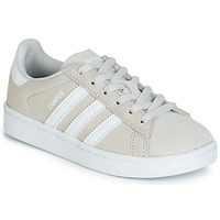 Schuhe Kinder Sneaker Low adidas Originals CAMPUS C Grau