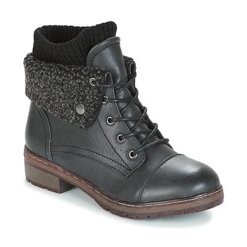 Coolway BRING Schwarz  Schuhe Boots Damen 63,99