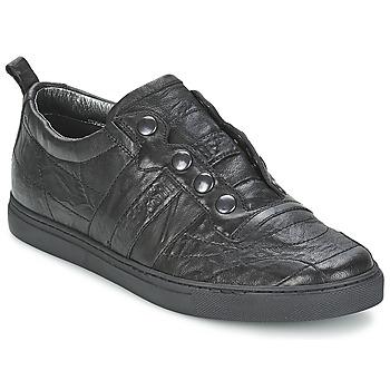 Schuhe Herren Sneaker Low Bikkembergs SOCCER CAPSULE 522 Schwarz