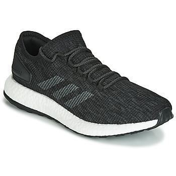 Schuhe Herren Laufschuhe adidas Performance PureBOOST Schwarz
