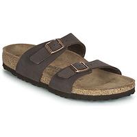 Schuhe Damen Pantoffel Birkenstock SYDNEY Braun