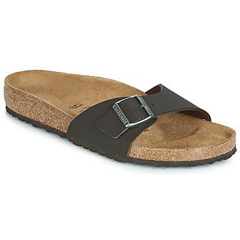 Schuhe Herren Pantoffel Birkenstock MADRID Braun